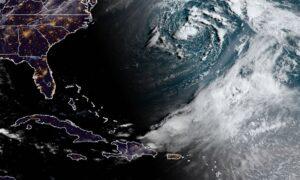 Subtropical Storm Ana Becomes 1st Named Storm of 2021 Hurricane Season