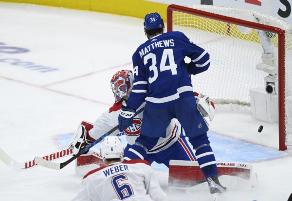 Maple Leafs-Canadiens