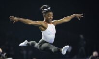 Simone Biles Makes History With Yurchenko Double Pike, Wins Title at US Classic