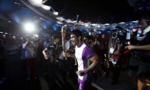 Indian Olympic Medalist Kumar Arrested Over Death of Fellow Wrestler