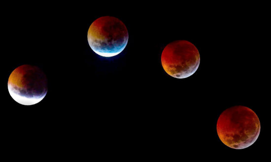 'Blood Supermoon' and Full Lunar Eclipse to Converge on May 26—Here's What You Need to Know:
