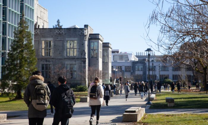 A recent report found evidence of a clear and significant political bias on the left in universities in Canada as well as in the United States and the United Kingdom. (Katherine Daly Morris/Shutterstock)
