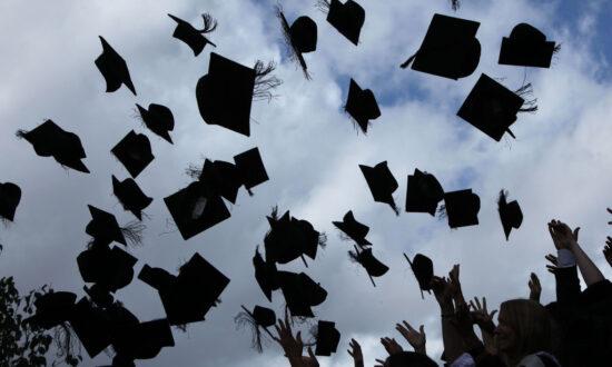 Graduate, 88, Makes Cal State University History