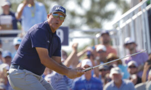 Fifty and Fabulous: Mickelson Defies Age to Win PGA Championship