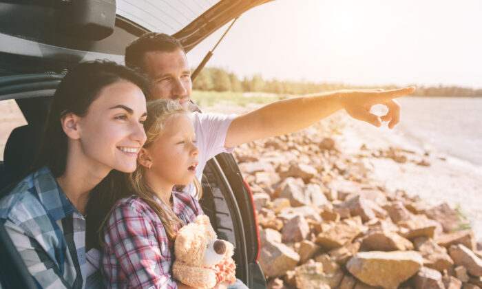 Americans are embracing road trips and the great outdoors. (Estrada Anton/Shutterstock)
