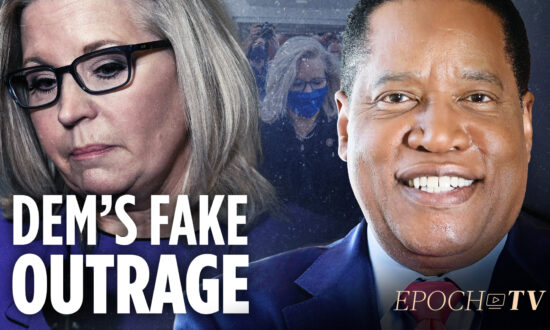 The Fake Outrage From Democrats Over the Removal of Liz Cheney | Larry Elder
