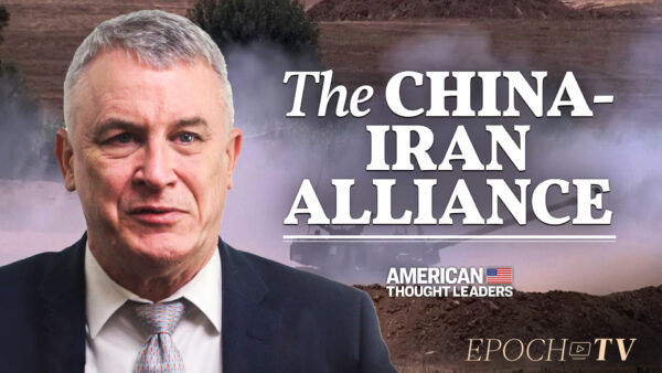 Michael Doran on the Hamas–Israeli Conflict and Communist China's Ambitions in the Middle East