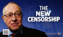 Government Using Big Tech to Sidestep the Constitution on Censorship—Interview With Alan Dershowitz