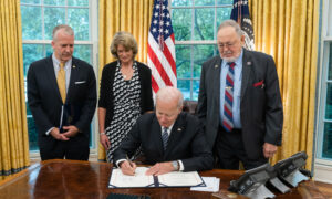 Biden Signs Bill Allowing Cruise Ships to Resume Service to Alaska