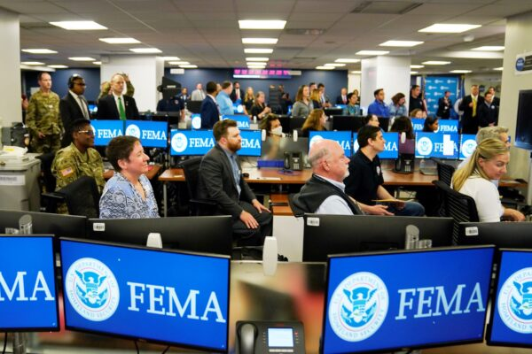FEMA employees