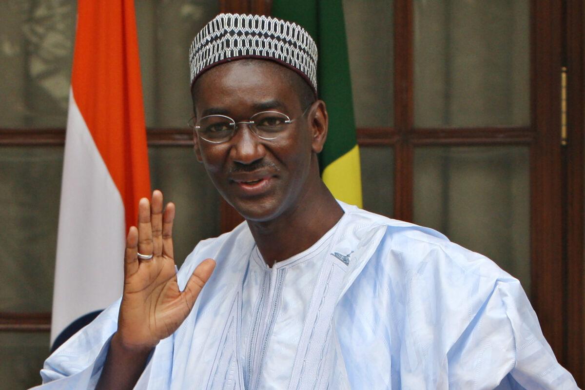 Mali's Minister Moctar Ouane