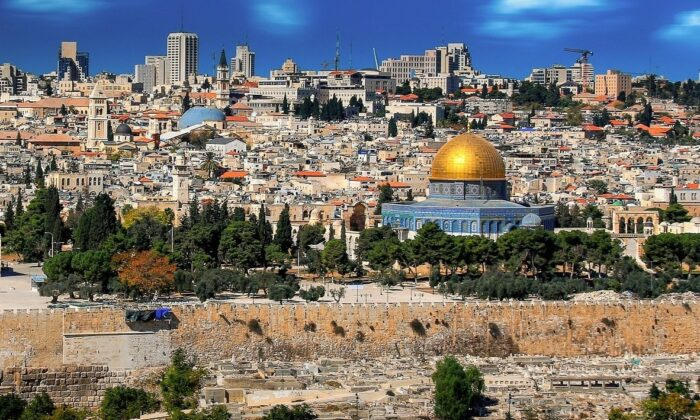A view of Jerusalem. (Walkerssk/Pixabay)