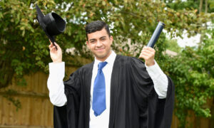 Home-Schooled 22-Year-Old Is the Youngest Person in the UK to Get PhD in Astrophysics