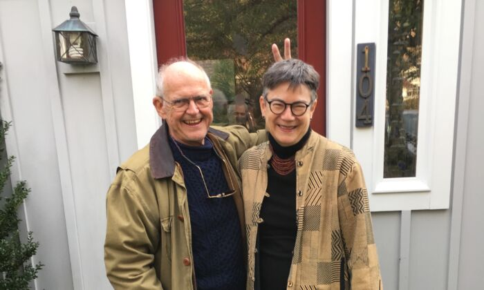 Dr. Rebecca Elon, an esteemed geriatrician and policy expert specializing in long-term care, saw first hand what caregivers face when her husband, Dr. William Henry Adler III, was diagnosed with frontotemporal dementia with motor neuron disease in 2017. (Dr. Kris Kuhn)