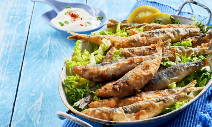 The humble sardine is getting some attention. (stockcreations/Shutterstock)