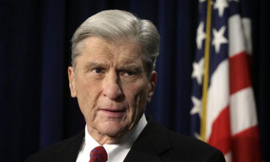 Former Virginia Republican Senator John Warner Dies at 94