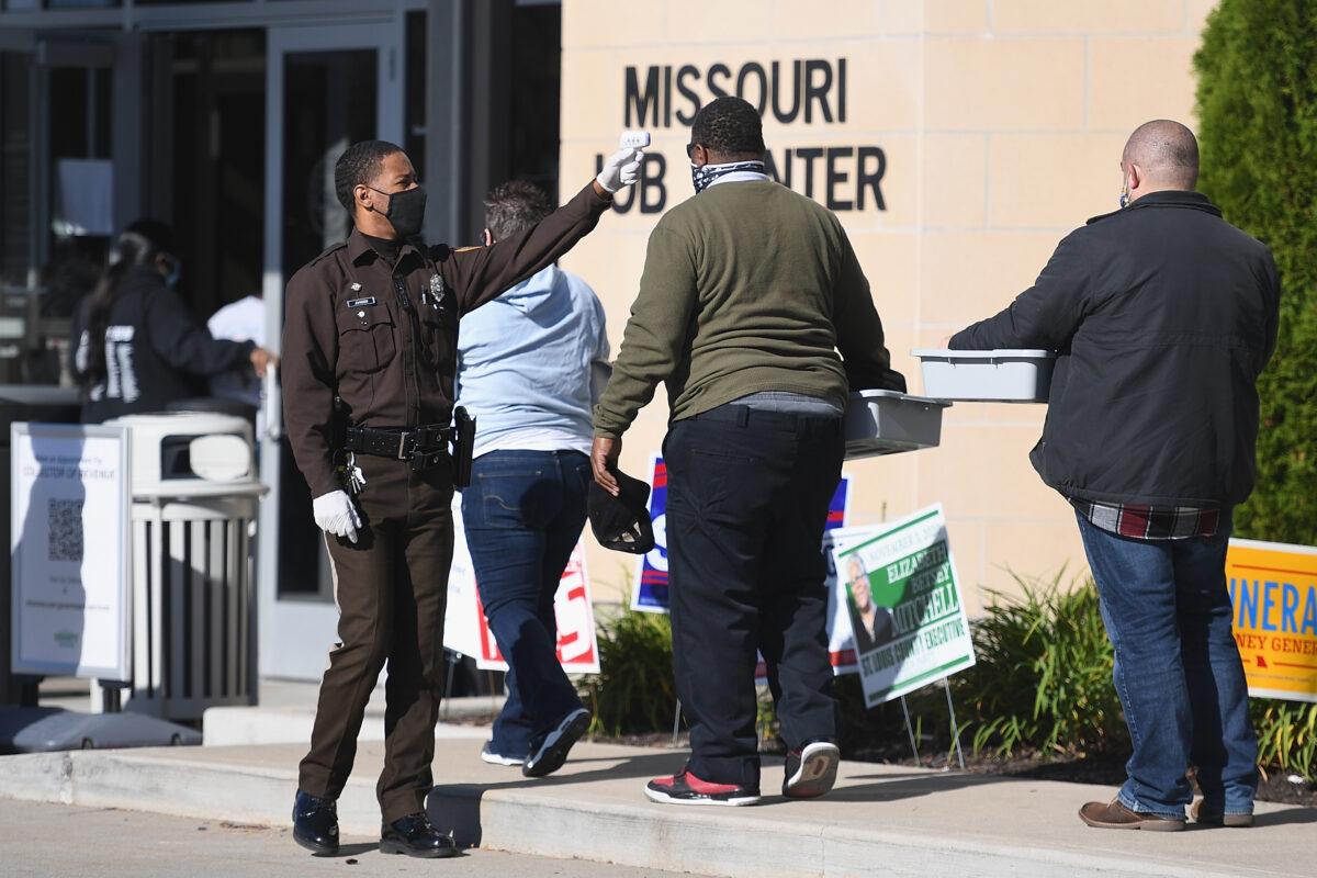 voters in Missouri