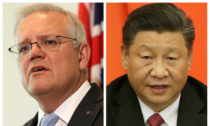Australian PM Countering Beijing Hostility, Not Stoking Tensions: Former HK Lawmaker