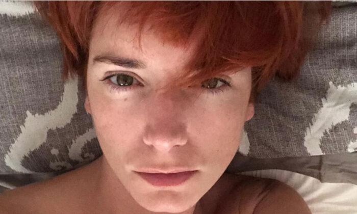 A selfie of Stephanie Dubois Facebook post (Stephanie Dubois/Facebook)