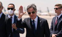Blinken Meets Egypt's Sisi as US Seeks to Secure Gaza Ceasefire