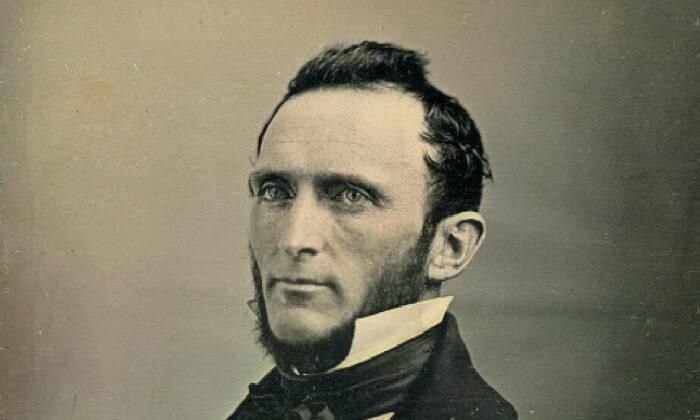 Stonewall Jackson in 1855. (Public domain)