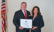 Literacy Efforts Recognized With Congressional Award
