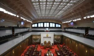 Bill Aims to Legally Recognize Evolution to More Independent, Less Partisan Senate