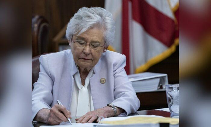 Alabama Gov. Kay Ivey in a file photo. (Courtesy of Gov. Kay Ivey's Office)