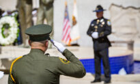 Orange County Sheriff's Department Honors Fallen Peace Officers