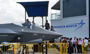Lockheed Martin Sent Over 1,000 Top Employees to 'White Male Privilege' Training, CEO Says