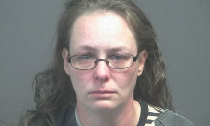 Virginia Christine Lewis Brown (Blount County Sheriff's Office)