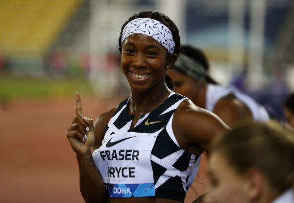 Fraser-Pryce