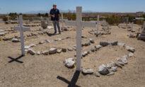 Honorary Mayor Keeps Desert Town's History Alive
