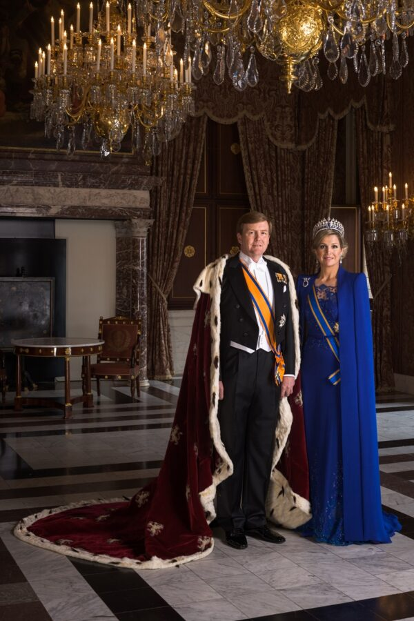 The Royal Palace of Amsterdam