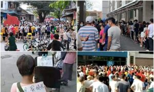 China's Guangzhou City Unexpectedly Suspended Vaccination Amid Worsening COVID-19 Outbreak