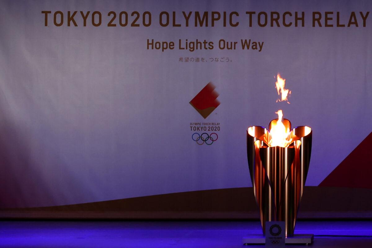 olympic-flame-burns