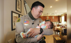 Determined California Deputy Revives 10-Day-Old 'Lifeless' Baby Who Choked on Formula