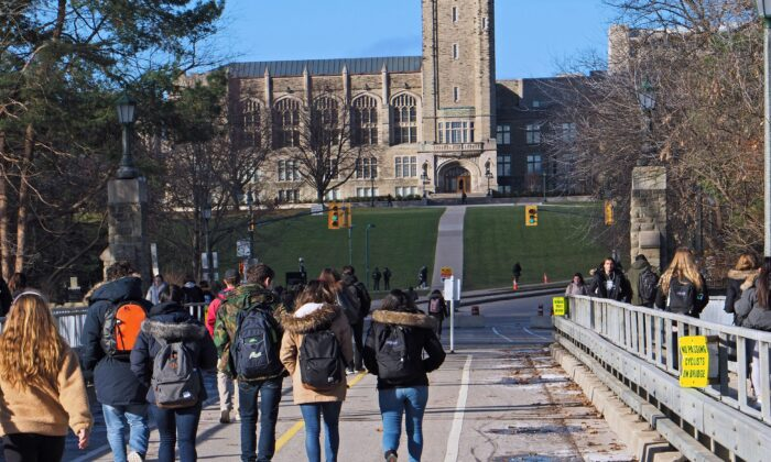 Left-leaning academics once championed ideological diversity, for that was the route to disseminate and legitimize their own views. Now that they have captured the university, viewpoint diversity is perceived as dangerous. (Spiroview Inc/Shutterstock)