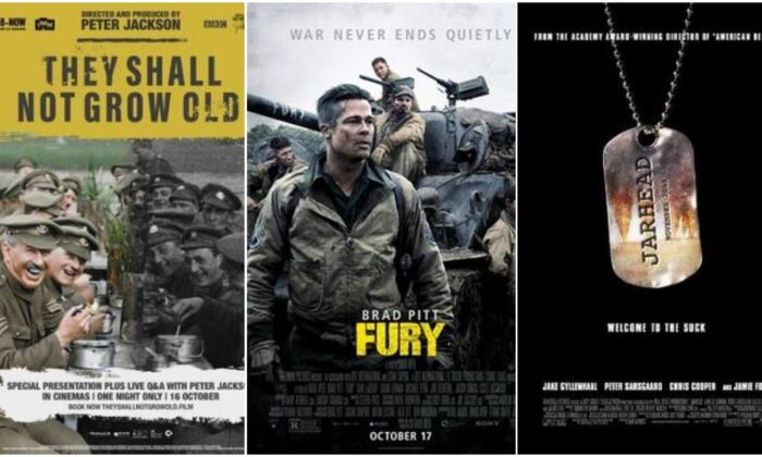 5 War Films From This Century to Watch This Memorial Weekend