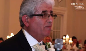 'I Loved Her First': By the Father of the Bride