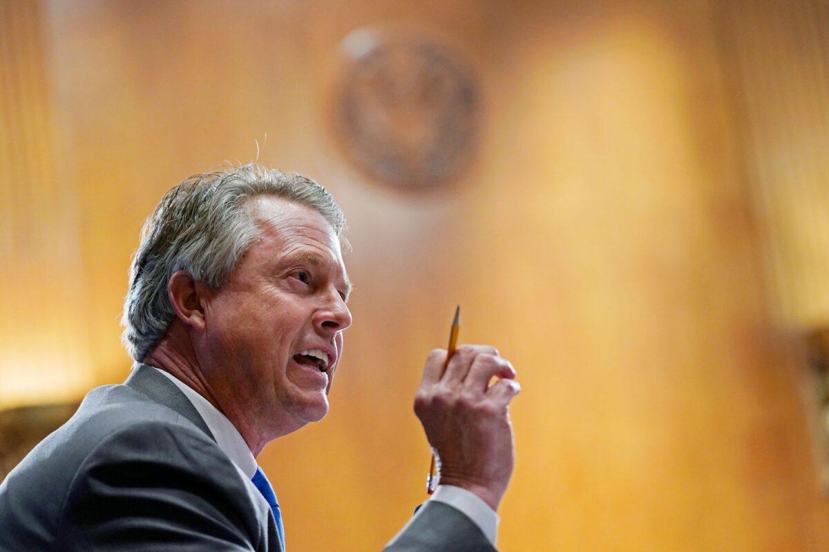 Senate Passes Resolution Urging Probe to 'Get to the Bottom' of CCP Virus Origin