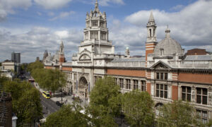 Inspiring World-Class Art and Design: The Victoria and Albert Museum in London