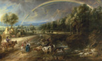 Together Again: Rubens's Beloved Landscape Paintings