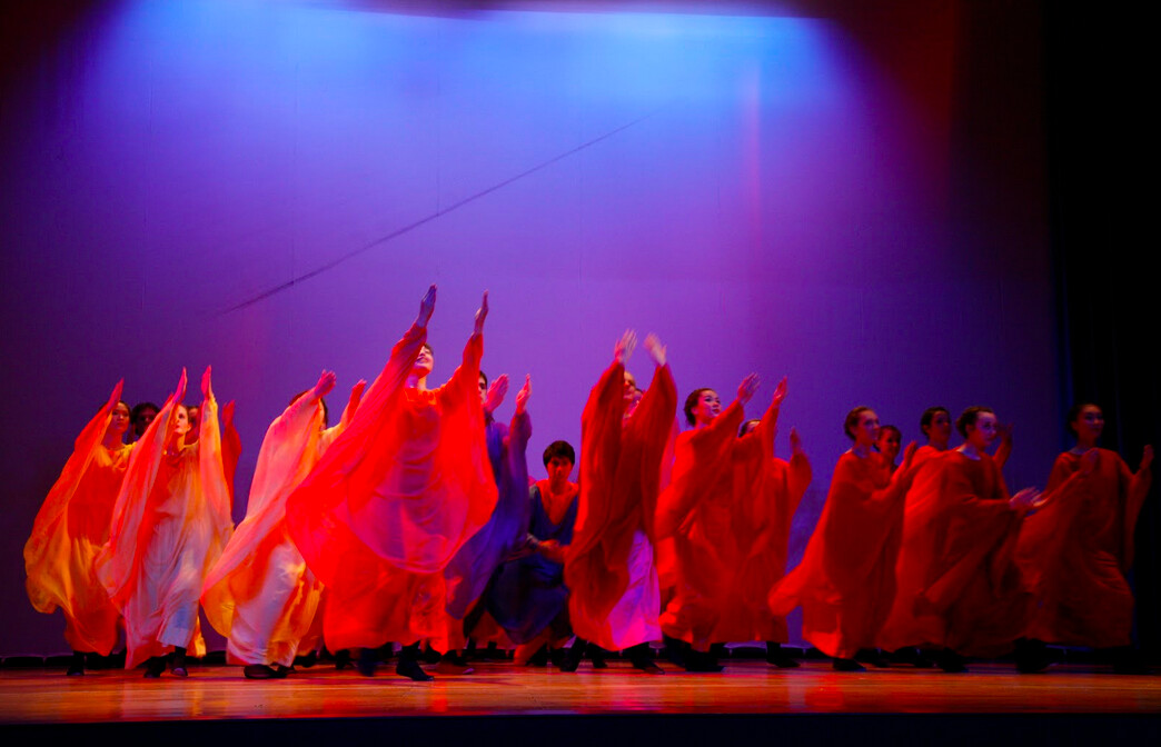 eurythmy in the four temperaments