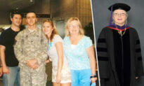 Mom Quit Law School to Raise Kids—but Son Who Died in Iraq Inspires Her to Graduate at Age 60