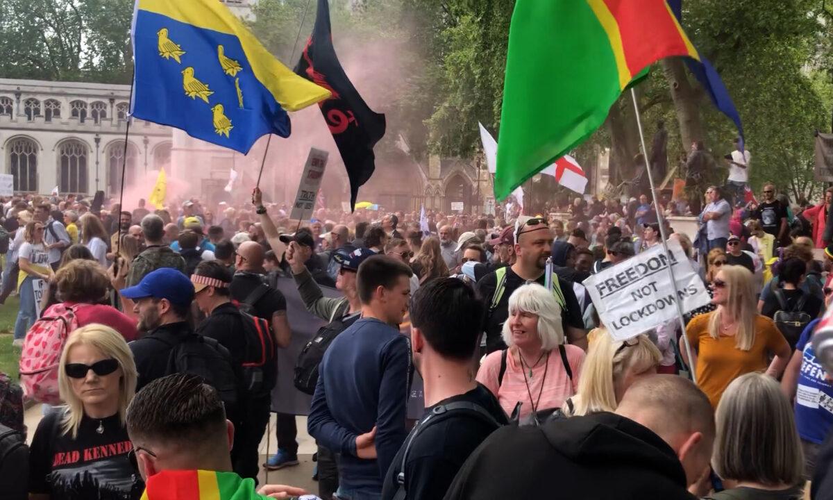 Protest London