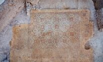 Researchers Discover Remarkable 1,600-Year-Old Mosaic From Byzantine Age in Israel