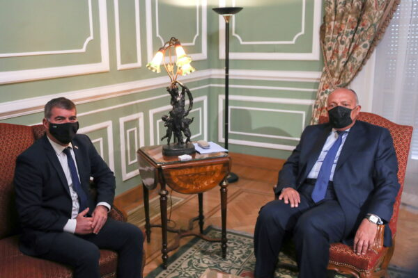 israel-egypt-meeting