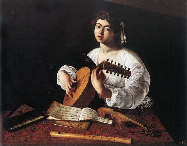 1596_Caravaggio,_The_Lute_Player