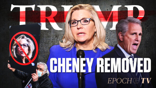 Cheney Gone From GOP Leadership, but She's the Symptom of a Larger Problem